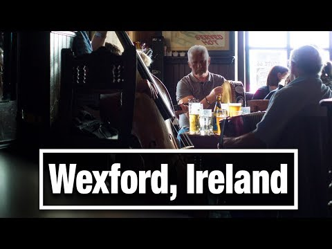 City Walks: Wexford, Ireland walking tour