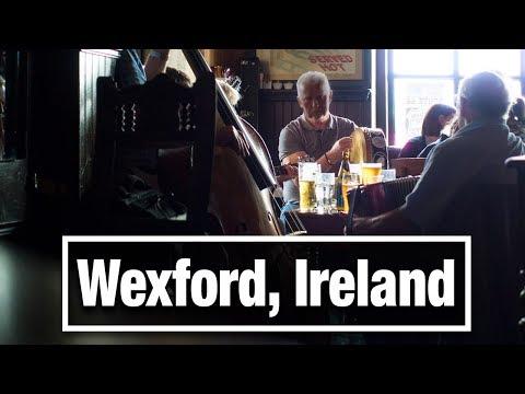 City Walks: Wexford, Ireland Walking Tour