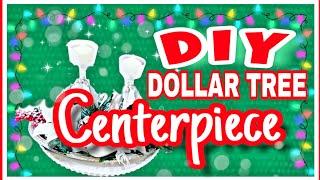 DOLLAR TREE CHRISTMAS DIY | GROUP COLLAB