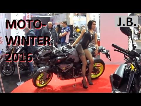 Moto Winter 2016, Moscow Bike-show in Sokolniki. Part-1