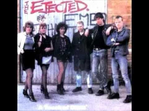 The Ejected - a touch of class (FULL ALBUM)