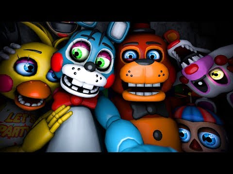 Top 5 Five Nights at Freddy's Animations (SFM FNAF Animation Compilation)