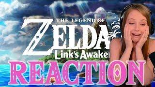 REACTION: LINK'S AWAKENING REMAKE TRAILER!! | MissClick Gaming