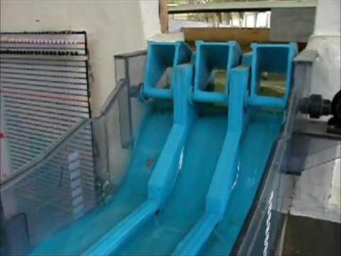 Physical Model Test : Korea, Hadong Dam