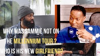 Singer Sammie speaks on why he WAS NOT on the Millennium Tour, Dating Life , &  'Everlasting'