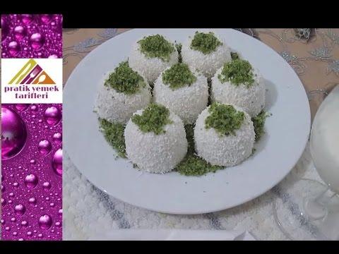 Fincan Tatlısı Tarifi Sütlü Tatlılar - Pratik Yemek Tarifleri