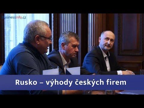 Exportní zrcadlo: Hlavní konkurenční výhody českých firem v Rusku (3. část debaty)