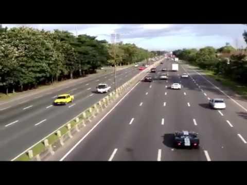 Super Cars on SLEX 2