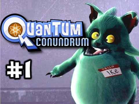 Quantum Conundrum Ep. 1 - Getting Started (HD)