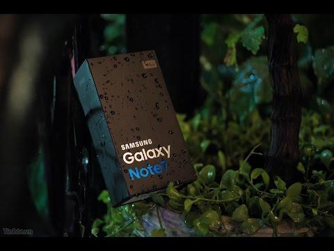 [4K 360 VR] Trên tay Samsung Galaxy Note 7 Chính Hãng
