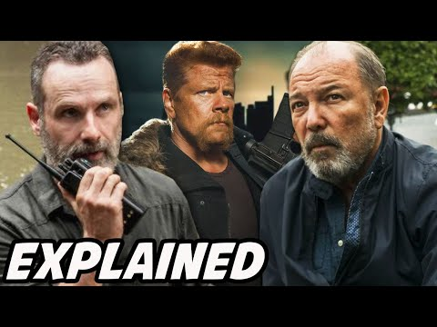 'Rick Grimes Movie Theatre Release Update & Dead Characters Return' The Walking Dead Movie News