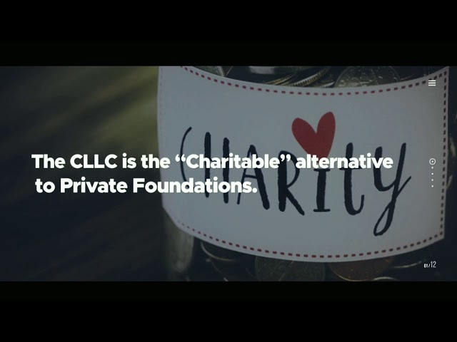 The Charitable Limited Liability Company
