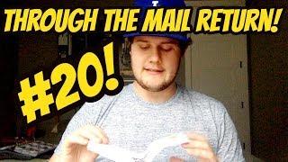 Through the Mail Return #20 - Roberto Luongo!   Auddie James