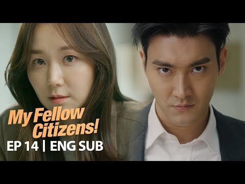 """Choi Si Won """"I'll Rip Them To Shreds"""" [My Fellow Citizens! Ep 14]"""