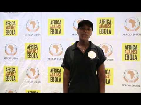 South African health workers deployed to treat Ebola in Sierra Leone