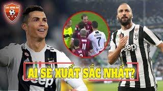 Higuain - Ronaldo | Từ