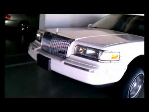 1997 Lincoln Town Car Lowrider Videomoviles Com