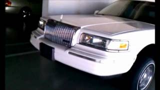 1997 Lincoln Town Car Lowrider Tomclip