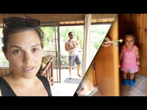 KICKED OUT OF HOME IN HAWAII! THINGS GOT CRAZY!