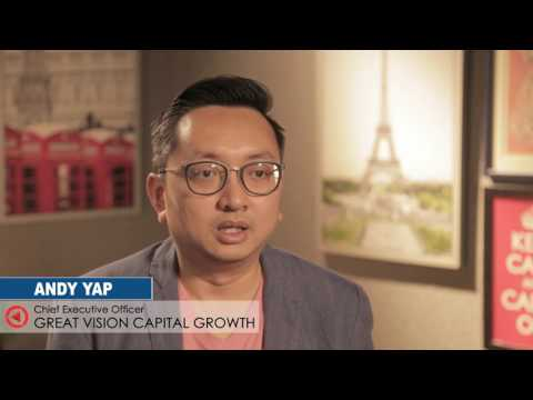 Great Vision Group - Andy Yap, CEO