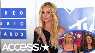 Baixar 'Britney's Gram' Co-Hosts Sound Off On Britney Spears Possibly Being Held Against Her Will | Access
