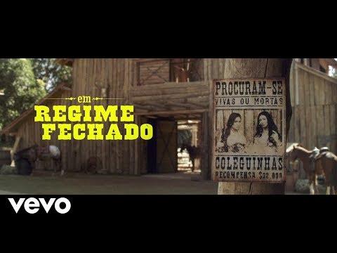 Simone e Simaria - Regime Fechado (Letra) - Clipe