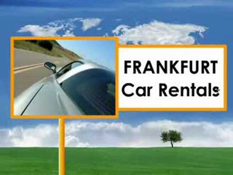 car hire Frankfurt car rentals