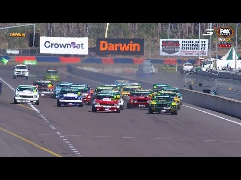 2017 Touring Car Masters - Hidden Valley - Race 2