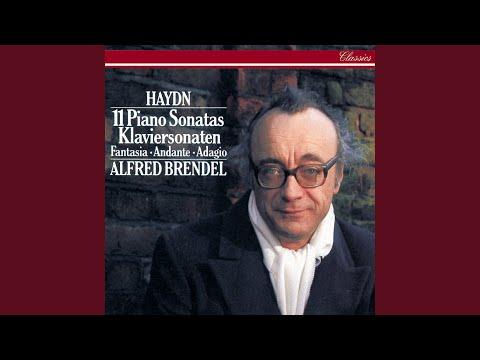 Haydn: Piano Sonata in E minor, H.XVI No.34 - 3. Vivace molto, innocentemente mp3