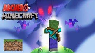 Monster School : ARCHERO CHALLENGE - Minecraft Animation