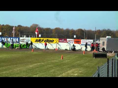 Top Gun King of the Trail Glenn hall turbo 1200 vs Yamaha nitro