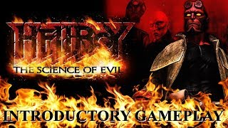 Hellboy The Science of Evil Xbox 360 Introductory Gameplay