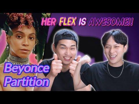 K-pop Artist Reaction Beyoncé - Partition