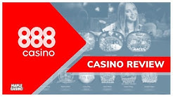 Canadians are loving the variety at 888 Casino | Maple Casino Official Review 2020 🍁