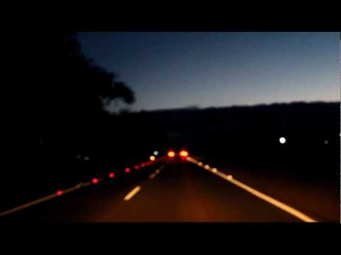 Driving in Paraguay - Changing radio stations (Spanish-Guarani)