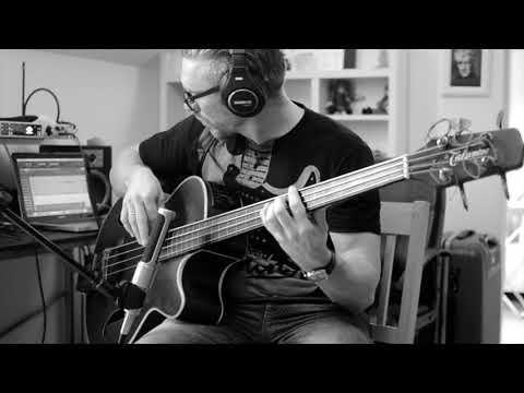 """Takamine B -10 Ultimate Acoustic Bass  """"Sun Day Waltz"""""""