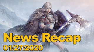 MMOs.com Weekly News Recap #230 January 27, 2020