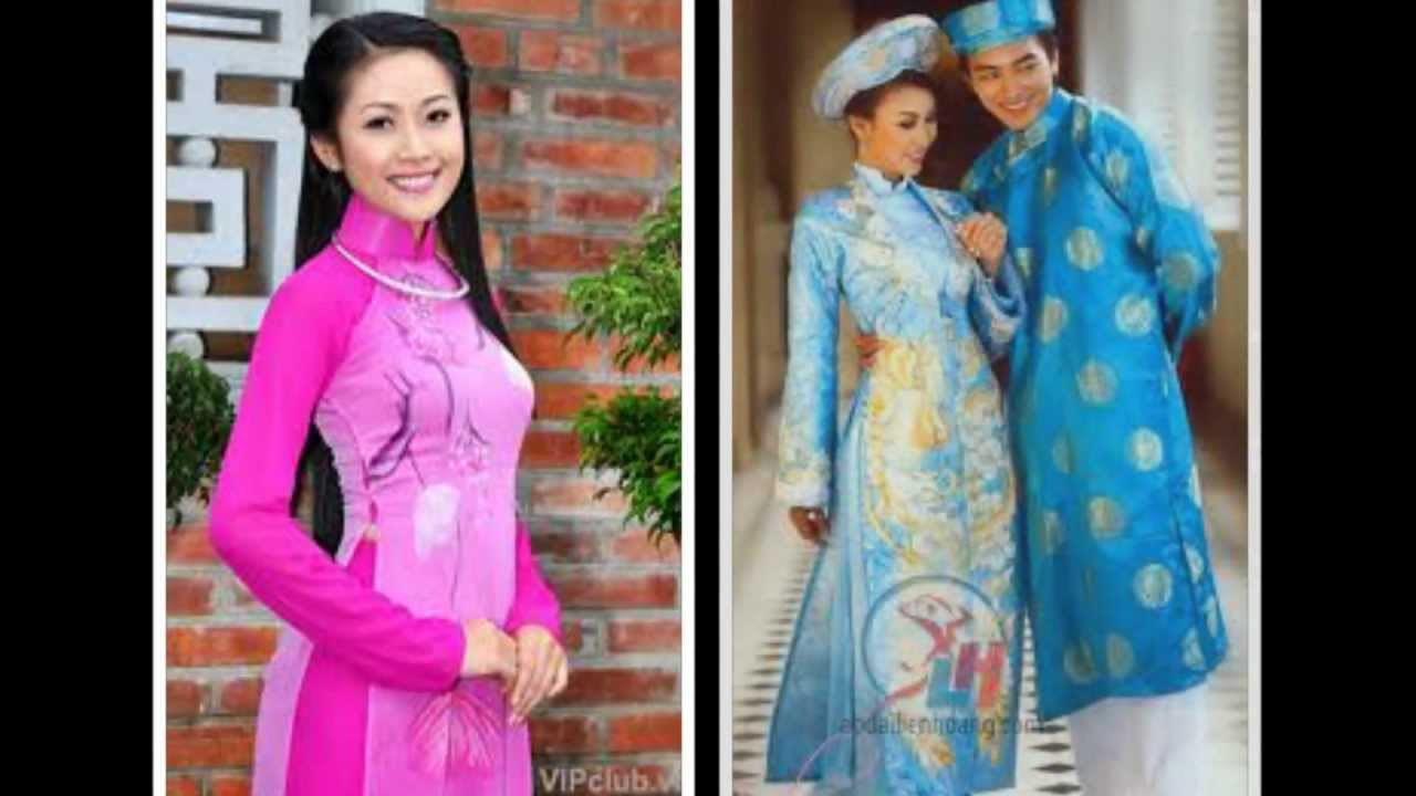 Popular  Vietnamese Clothing On Pinterest  Traditional Woman Clothing And