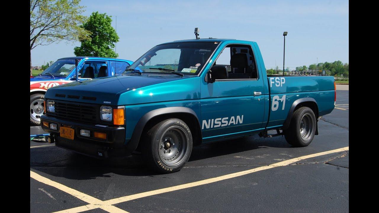 Nismo D21 Hardbody Scca Autocross Truck Event 2 At