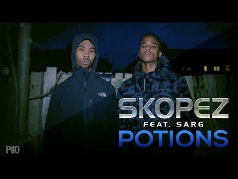 P110 - Skopez Ft. Sarg - Potions [Net Video]