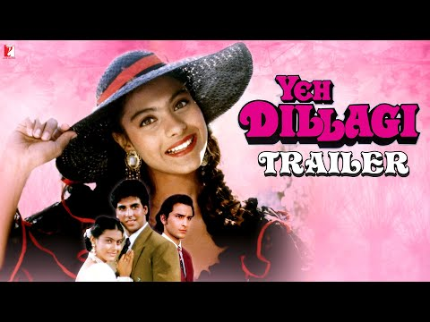 Yeh Dillagi | Official Trailer | Akshay Kumar | Saif Ali Khan | Kajol