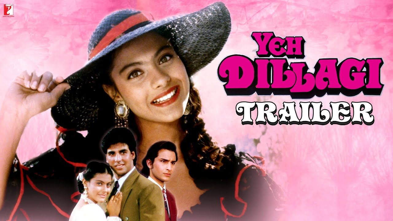 Download Yeh Dillagi | Official Trailer | Akshay Kumar | Saif Ali Khan | Kajol