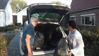 'Vergeten' bewoners moeten huisvuil wegbrengen met auto