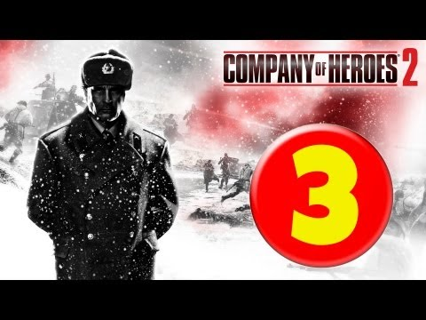 Company of Heroes 2: Mission 3 - The Defense of Moscow