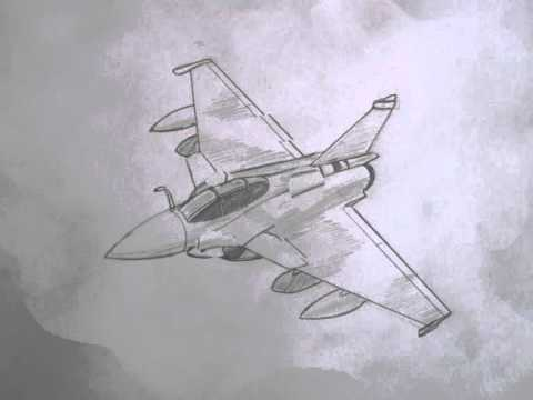 how to draw military vehicles dassault rafale fighter jet