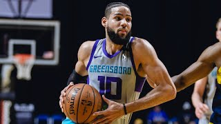Instagram Live Q&A with Charlotte Hornets wing Caleb Martin