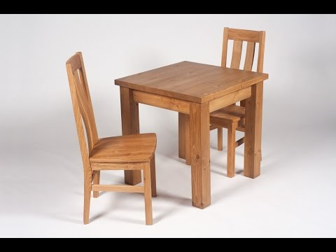 Small Dining Room Sets | Small Dining Room Table and Two Chairs