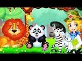 Jungle Doctor Kids Games - Fun To Help Forest Animals - Funny Gameplay Android /Ios