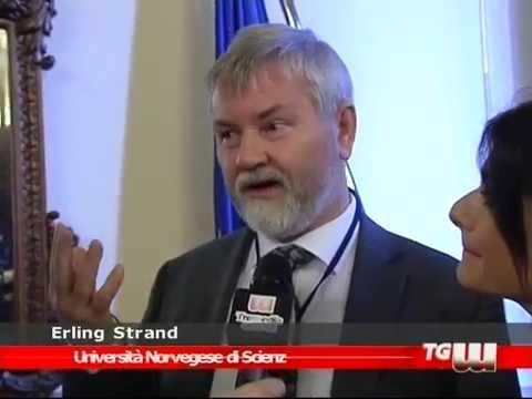 "CUN Messina - Prof. Erling P. Strand ""The Hessdalen Phenomena""-TreMedia Tg"