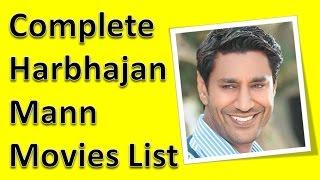 Harbhajan Mann Movies List